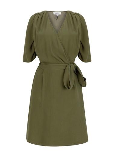 Ipekyol Elbise Yeşil